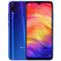 Xiaomi Redmi Note 7 4/64GB Blue/Синий Global Version