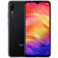 Xiaomi Redmi Note 7 6/64GB Black/Черный Global Version